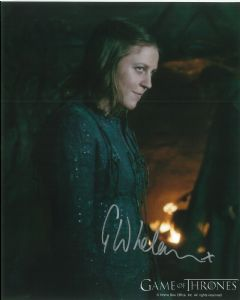 Gemma Whelan (Game of Thrones) - Genuine Signed Autograph 8330